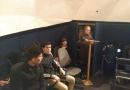 Відкрите заняття наукового студентського гуртка «Розробка та впровадження ППЗ з фізики та астрономії» в рамках проведення тижня Туркменістану