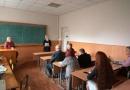 Засідання викладачів кафедри