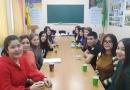 """Іноземні студенти ФФМІ взяли участь у круглому столі на тему """"Стрес: симптоми, профілактика та опанування"""""""